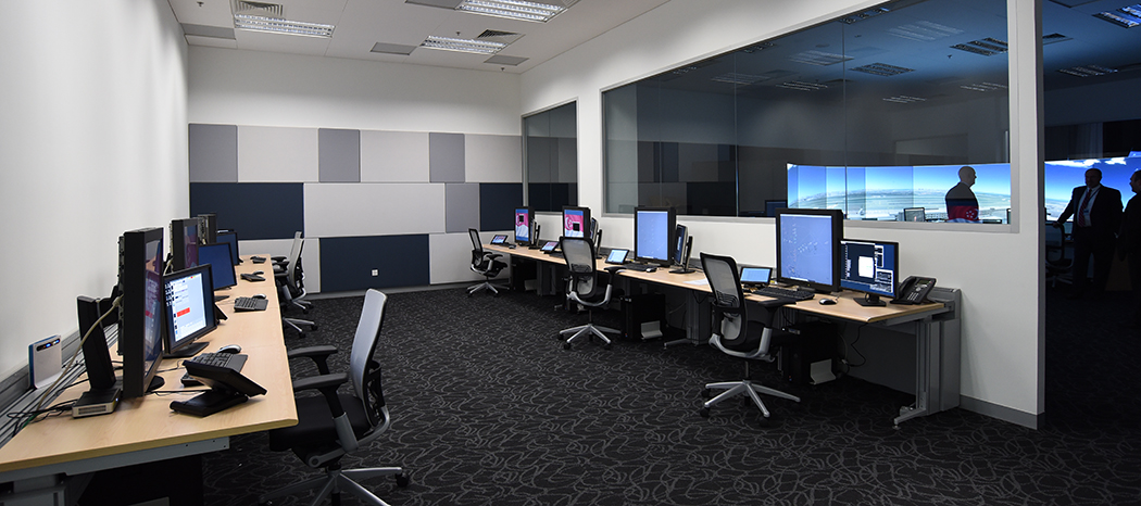 Integrated Controller Workstations